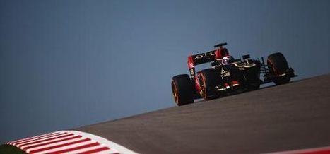 Formule 1 : le Grand Prix des Etats-Unis en streaming live et sur ... - Reviewer | F1 au top | Scoop.it