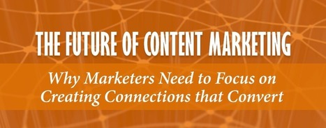 The Future of Content Marketing: Creating Contextual Connections | Holistic Marketing - Why Everything Matters | Scoop.it