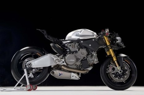 Pierobon's Take on the Ducati 899 Panigale | Ductalk Ducati News | Scoop.it