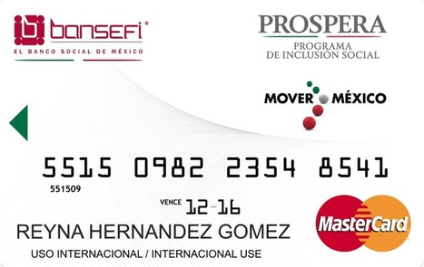 Electronic Payments Driving Largest Financial Inclusion Program in Mexico | Financial Inclusion & Mobile Money | Scoop.it