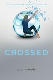 Bookeater/Booklover: Crossed, Ally Condie | Ficção científica literária | Scoop.it