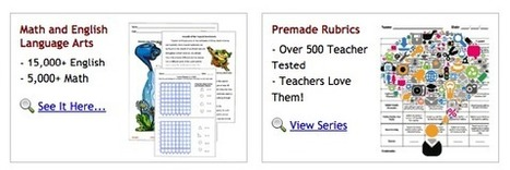 Some Excellent Rubric Generators for Teachers ~ Educational Technology and Mobile Learning | TEFL & Ed Tech | Scoop.it