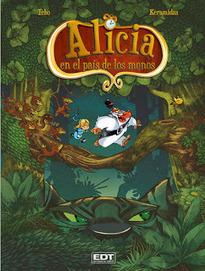 365 Comics por Año: 23/ 08: ALICIA EN EL PAIS DE LOS MONOS | comics y + | Scoop.it