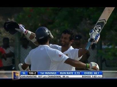 (Video) 1st Test, Day 1, Sri Lanka v West Indies, Galle, 2015 - Highlights | Sri Lanka Cricket | Scoop.it