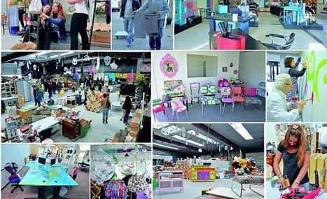 Une recyclerie créative ouvre une boutique à Bordeaux - Aqui.fr   BIENVENUE EN AQUITAINE   Scoop.it