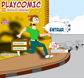 PLAYCOMIC: Software de diseño de comic para desarrollar la expresión escrita ~ Juegos gratis y Software Educativo | Tecnologías educativas | Scoop.it