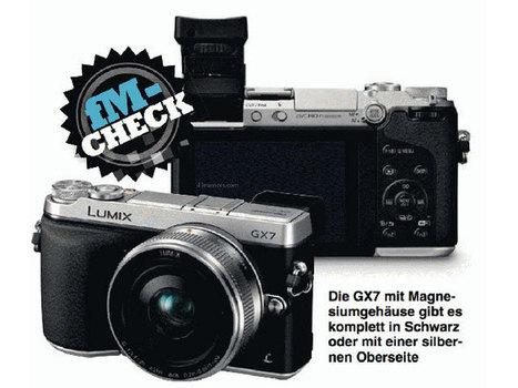 Panasonic Lumix GX7 : une image, les spécifications et le prix ! - Fredzone   Photo et matériel   Scoop.it