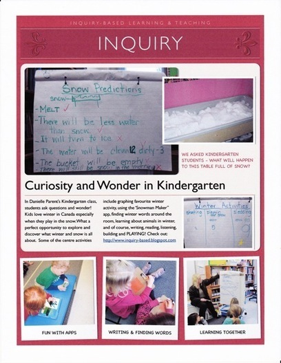 Inquiry-Based Learning | Inquiry Based Learning in HE | Scoop.it