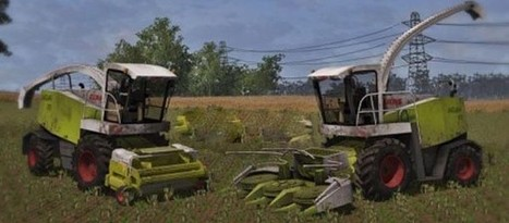 Claas Jaguar 870 Pack | FS2013Mods | Farming Simulator 2013 Mods | Scoop.it