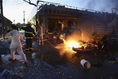 Car bomb explodes in Iraqi city of Samarra, killing 14   Civil War in Syria   Scoop.it