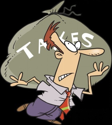Impôts ! Taxes ! On n'entend plus que ça… - Le Club de Mediapart   la taxe   Scoop.it