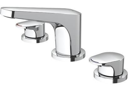 Methven Tapware - Buy Kaha 3 Hole Hob Mounted Basin Set Chrome 01-7508 at $529.22 Online | Custom Made Kitchens Renovation & Designs | Scoop.it