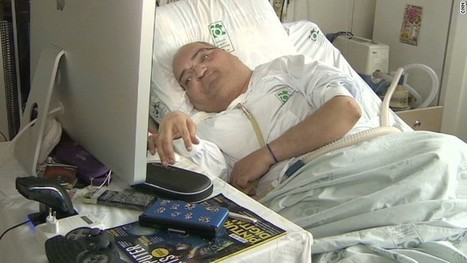 Brazilian polio survivor who has lived 43 years in a hospital | assignment 3 (africa) | Scoop.it