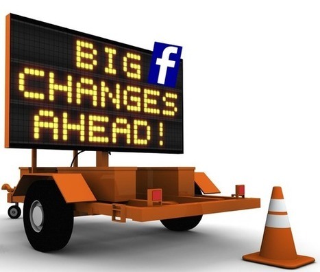 Facebook's Next Big Privacy Change | Social Media Today | Business in a Social Media World | Scoop.it