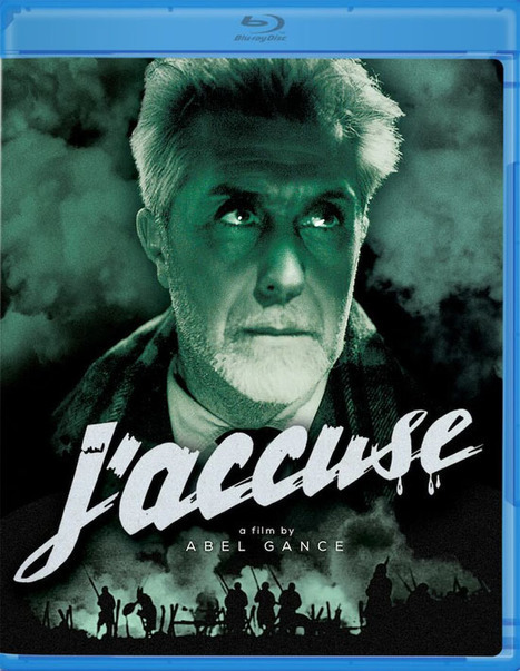 Classicflix.com Blog: OLIVE: J'accuse, Pimpernel Smith Plus Three More in November | Filmnoirliveshere | Scoop.it