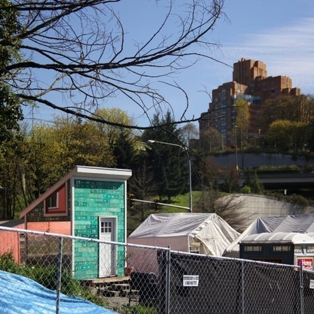 Impossible City: A youth-built off-grid movable eco-village for Seattle's homeless | Homelessness | Scoop.it