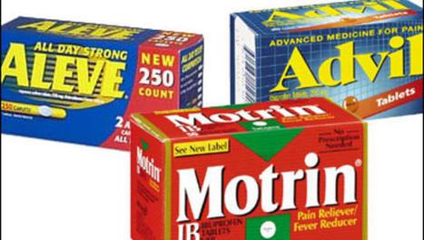 FDA reconsiders heart safety of common pain pills - CBS News   Everyday Geek Girl Stuff   Scoop.it