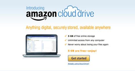 Michel de Guilhermier's Blog: Amazon Cloud Drive !   Toulouse networks   Scoop.it