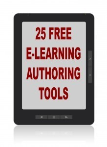 Top 25 Free E-Learning Authoring Tools - Elearning! Magazine BLOG | Free instructional design resources | Scoop.it
