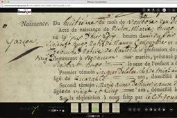 GénéInfos: L'état civil ancien de Besançon est en ligne... et indexé | GenealoNet | Scoop.it