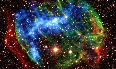 Discovery Of Most Powerful Supernova To Date, 570 Billion Times The Luminosity Of The Sun | Amazing Science | Scoop.it