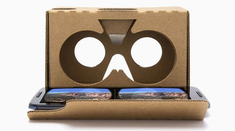 Google Unveils iOS Compatible Cardboard VR App | Virtual Reality | Scoop.it