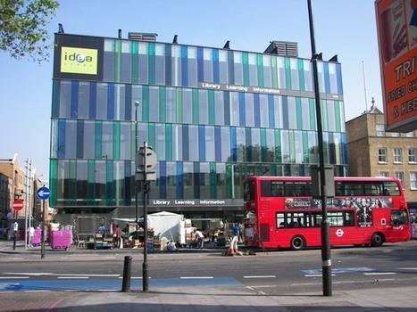 La boutique des idées | Aménagement des espaces et nouveaux services en bibliothèque | Scoop.it