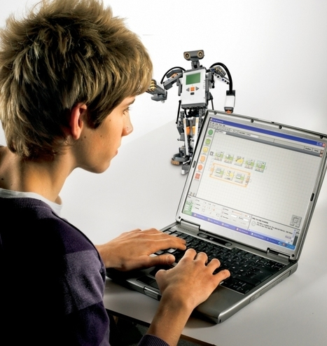 NetPublic » Edurobot.ch, site ressource en robotique pédagogique | LABSud Fablab à Montpellier | Scoop.it