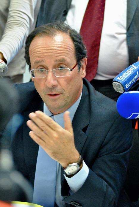 François Hollande répond au questionnaire sur la condition animale | Politique & animaux | Scoop.it