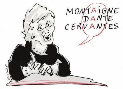 [Texte collectif] Laurence Parisot propose de faire les poches des écrivains   TdF      Culture & Société   Scoop.it