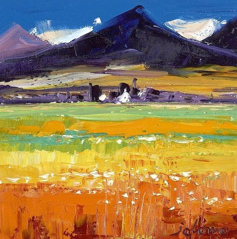 Sublime Scottish Artist John Lowrie Morrison | The Creative Commons | Scoop.it