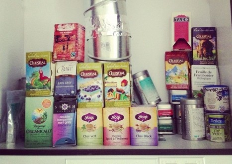 What's In Your Mug? The Toxic Truth About Tea | Funteresting Stuff | Scoop.it
