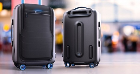 Clever connected luggage - JWT Intelligence | Futurewaves | Scoop.it