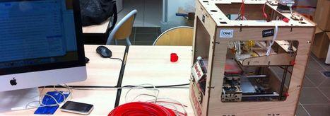 Open innovation : les entreprises industrielles franchissent le pas   Fab-Lab   Scoop.it