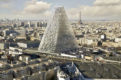 REPENSÉE, la Tour Triangle fait son retour ! | The Architecture of the City | Scoop.it
