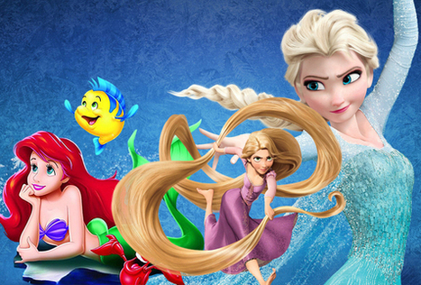 Awesome Fan Theory: Frozen, Tangled and The Little Mermaid are CONNECTED | Cross-media & Transmedia | Scoop.it
