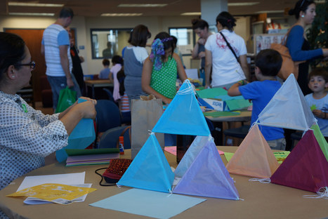 How to Design Your Own MakerSpaces - Daily Genius | Learning Commons | Scoop.it