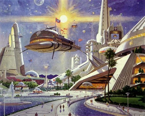 The Most Significant Futurists of the Past 50 Years | Science Fiction Future | Scoop.it