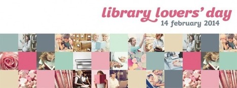 Library Lovers' Day | Tech Lounge | Scoop.it