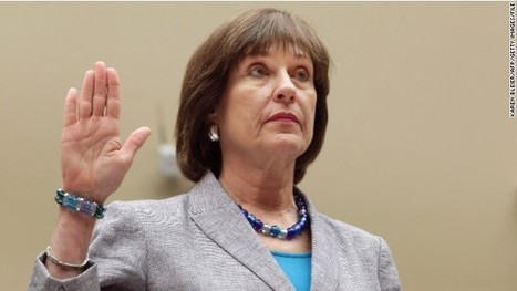 GOP-led House votes to hold former IRS official in contempt   WTF?   Scoop.it