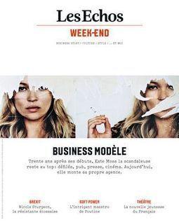Kate Moss, la «business modèle»   Le Kiosque - GEA   Scoop.it