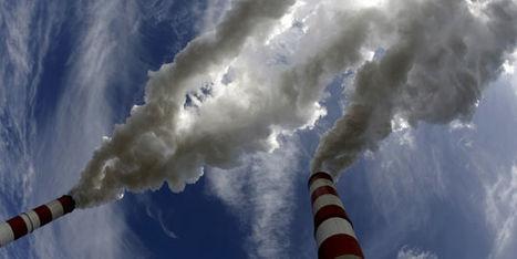 Marché européen du carbone : chute record du prix du CO2 | carbon sequestration | Scoop.it
