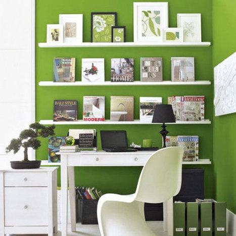 12 colores que combinan con el verde   Mil Ideas de Decoración   Decoración de interiores   Scoop.it