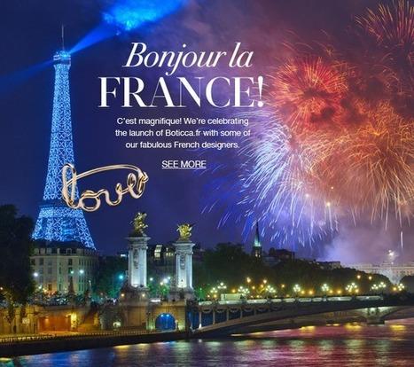 La start-up du jour: Boticca, l'e-shop des créateurs de bijoux, rachète l'Atelier de la Mode et se lance en France | alternactif.com | Scoop.it