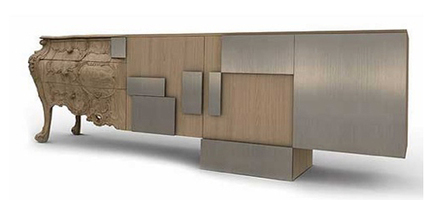 What's In Store: Simply Chic Modern Sideboards   Designing Interiors   Scoop.it