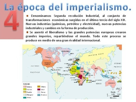 Tema 4 La época del Imperialismo. | Rebohistoria | Imperialismo Alba Bello | Scoop.it