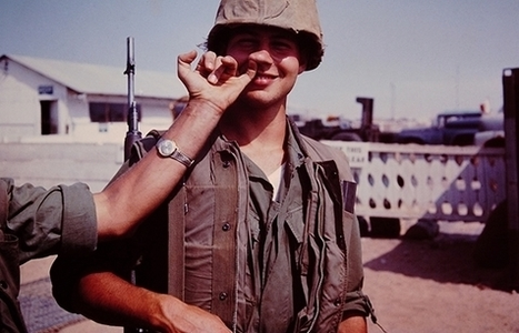 Juxtapoz Magazine - The Unseen Photographs of the Vietnam War   World at War   Scoop.it