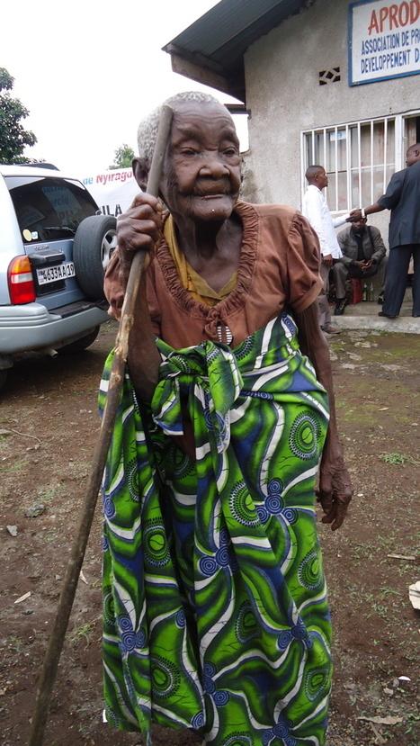 UNE FEMME DE 130 ANS A GOMA EN RDC – Atelier des médias | CONGOPOSITIF | Scoop.it