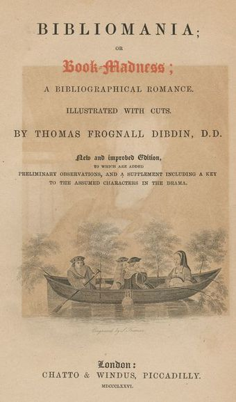The TLS blog: The Bibliomania and its cures | Professional development of Librarians | Scoop.it