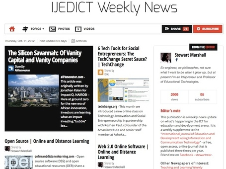 Oct 11 - JEDICT Weekly News is out | Business Futures | Scoop.it
